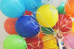Ideas y notas para festejar cumpleaños virtuales.