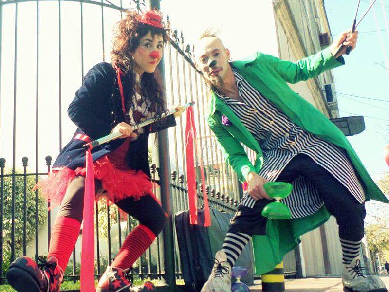 Payunka Circo - Show Circense