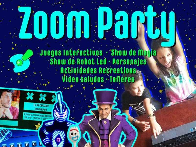 Dediversion. Zoomparty