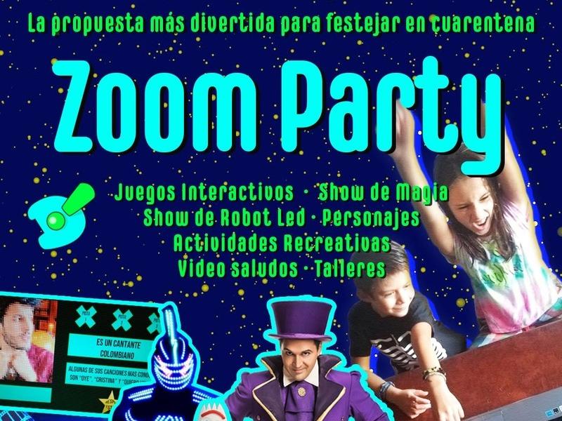 Dediversion Zoom party