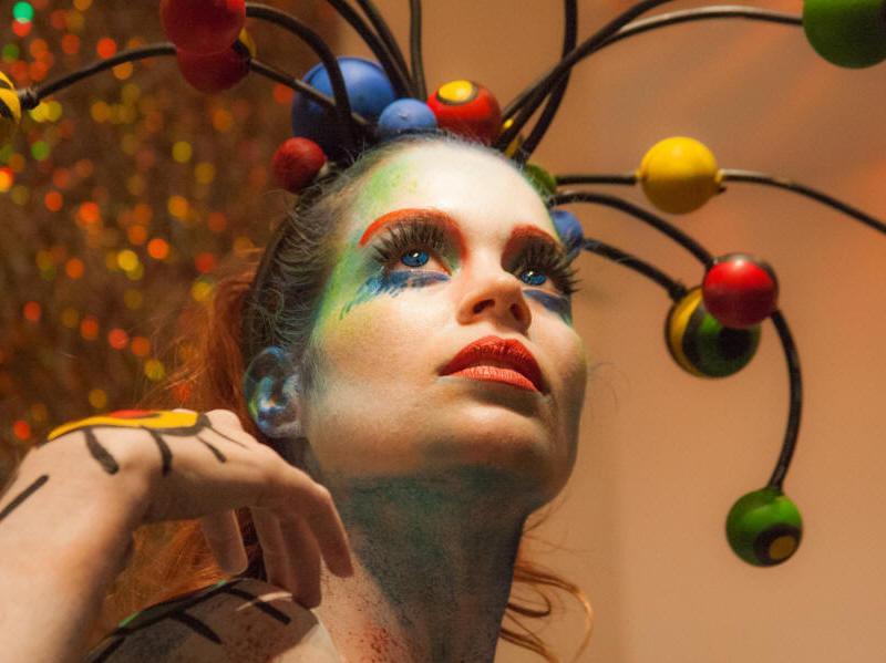 Lucrecia Nos maquillaje artistico