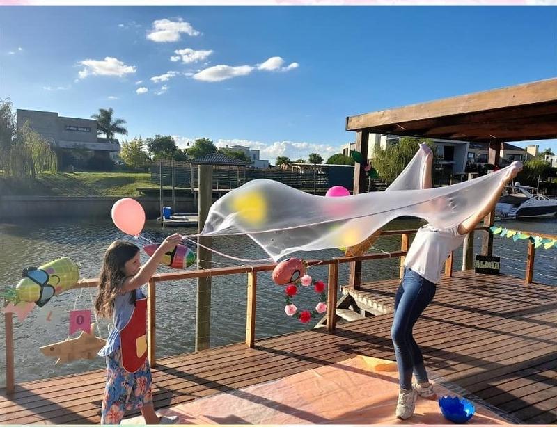 Twister eventos online y al aire libre.