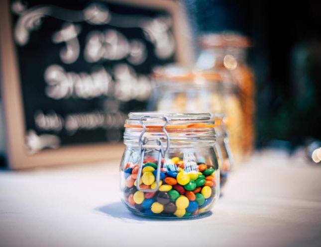Candy Bar o Mesa Dulce para cumpleaños. souvenirs
